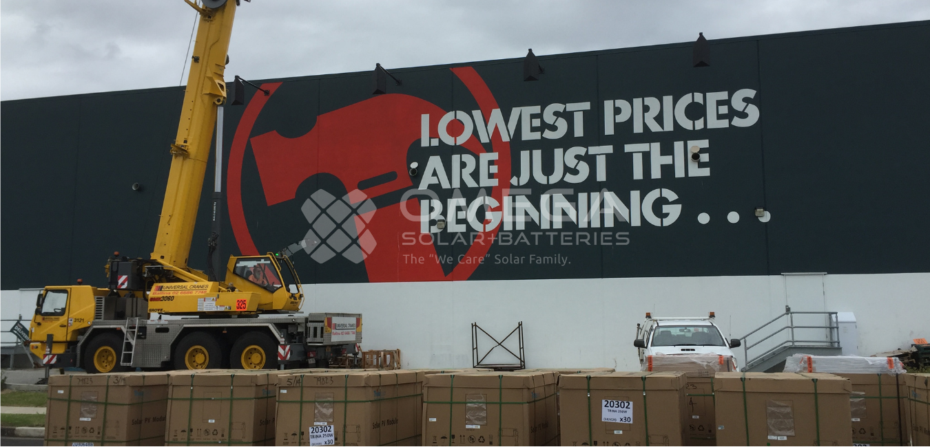 Bunnings 1 - Commercial Solar Financing