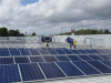 Bunnings Solar Installation