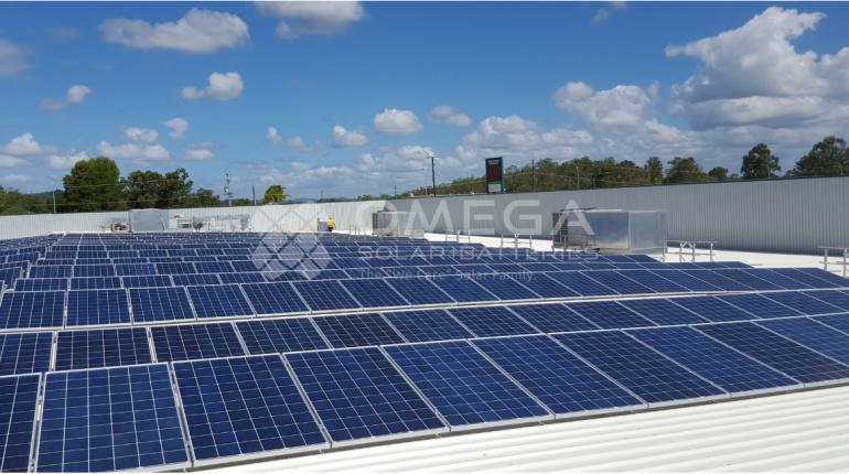 Bunnings Solar Installation Commercial Solar Services