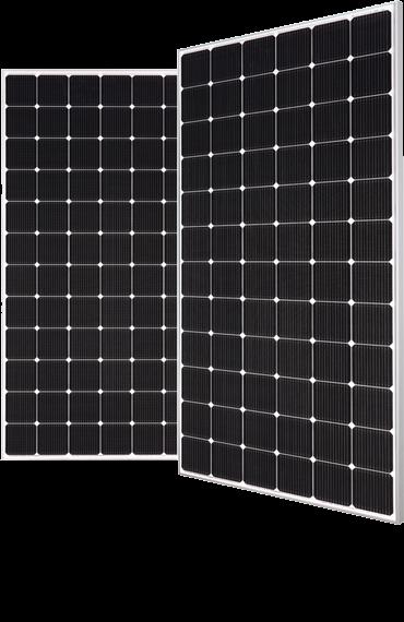 LG Neon 2 Solar panels - LG Solar