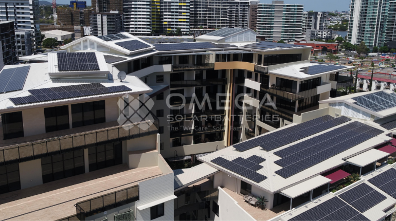 Solar Panel Installation Portofino