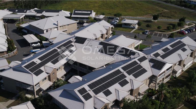 Solar Panel Installation Superior Care
