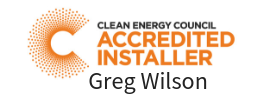 CEC accredited installer Greg Wilson - Omega Solar and Batteries Back up
