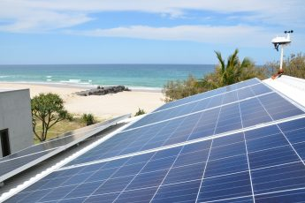 The benefits of solar power on the environment