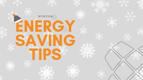 Winter Energy Saving Tips banner jpeg