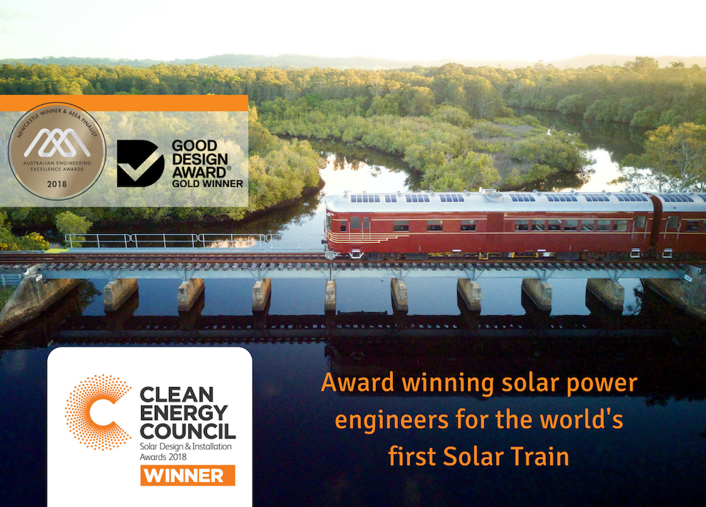 Proposal Email Campaign Solar Train 3 - Byron Bay Solar Train