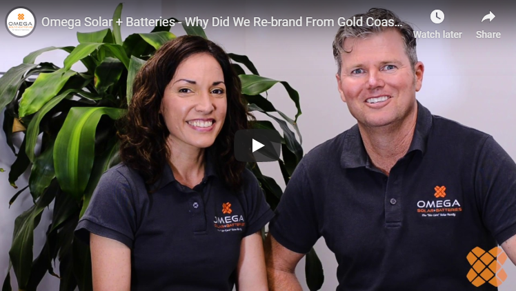 Rebrand - Omega Solar & Batteries Offers High-Quality Solar System Products