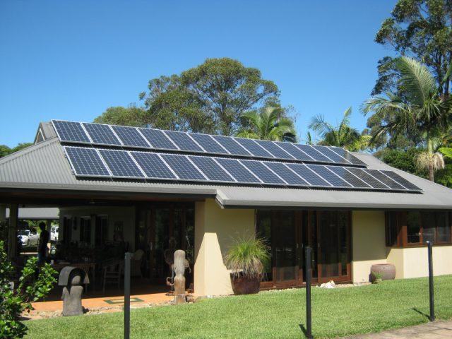 Residential Solar Installer Gold Coast