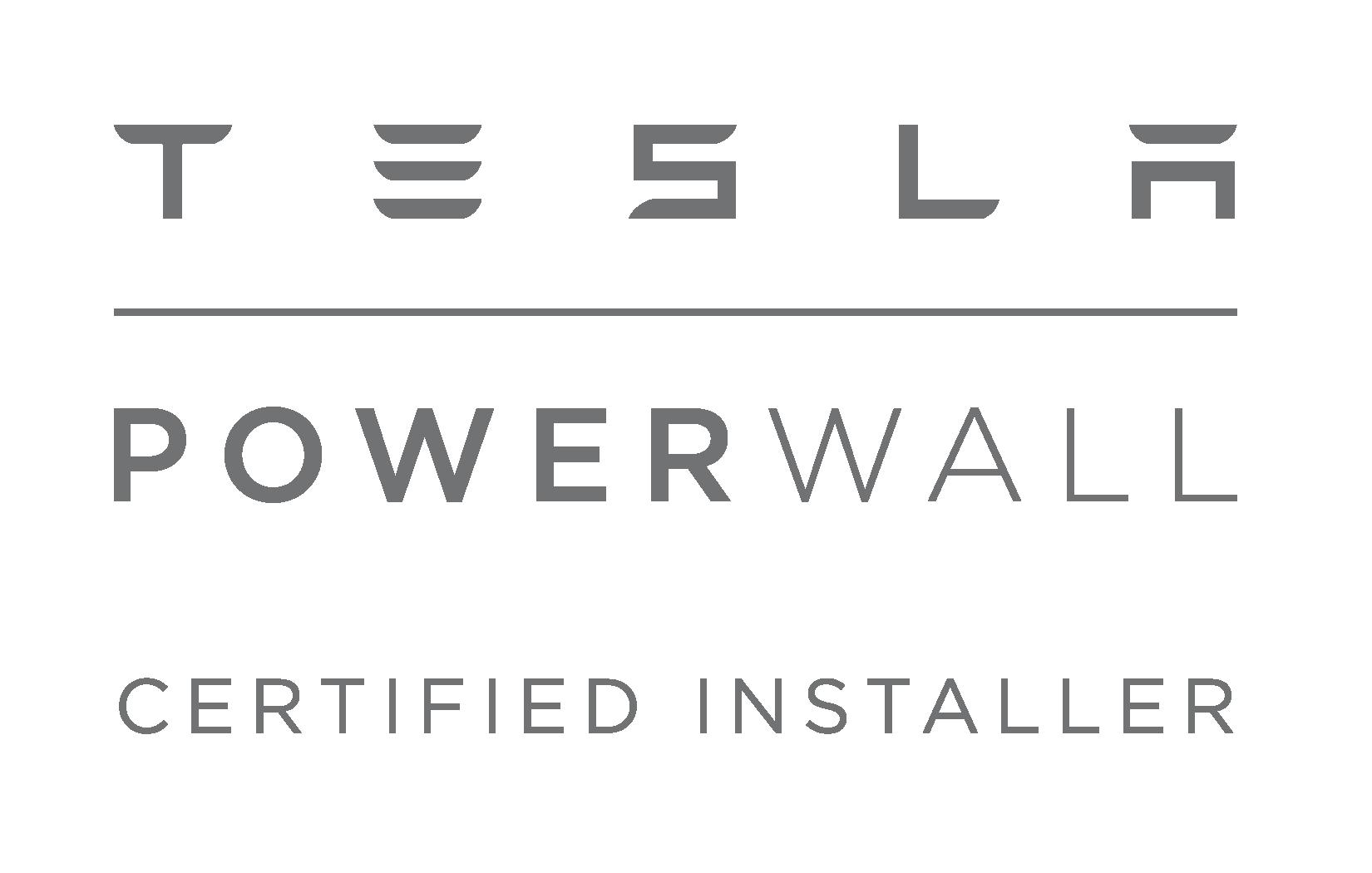 Tesla Powerwall Certified Installer Logo or4xfjvff14oxdzw5ckvitrknbn9j77qst68ls1jlw - Solar Energy in Layman's Terms - Part Two
